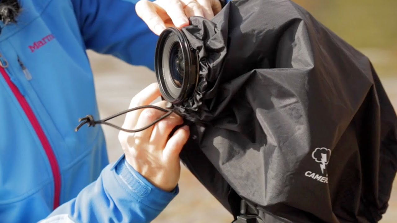 Keep your Camera and Lens Dry