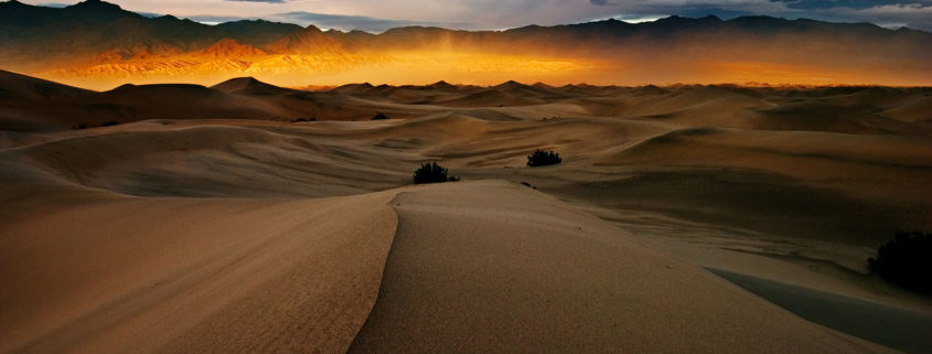 Valley of Shadow of Death, Death Valley National Park, CA