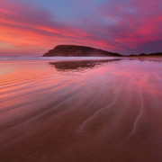 Cover photo for Landscape photography at Cover photo of Cannibal Bay, New Zealand for Landscape photography blog article by Jay Patel