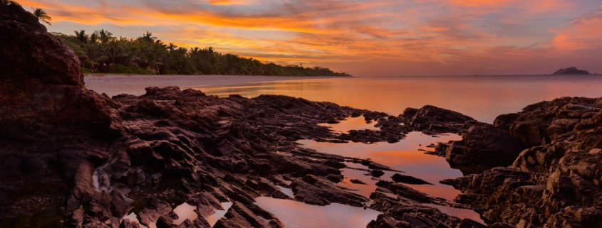 HDR Photography example from Mana Island, Fiji by Jay Patel